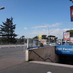 EUR Fermi Metro Station