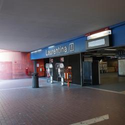 Laurentina Metro Station