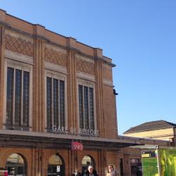 Gare de Belfort