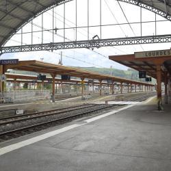 Gare Lourdes