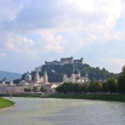 Hohensalzburg pevnost