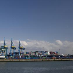 Hafen von Brügge-Zeebrugge