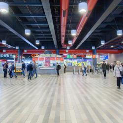 Stasiun Kereta Bawah Tanah Utama