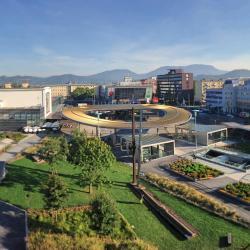 Estación de tren Graz Central