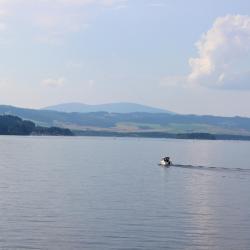 Oravská přehrada, Námestovo
