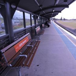 Coffs Harbour Train Station