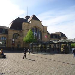 station Koblenz Centraal