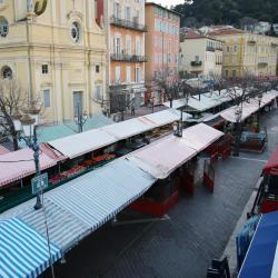 Mercato dei Fiori di Cours Saleya