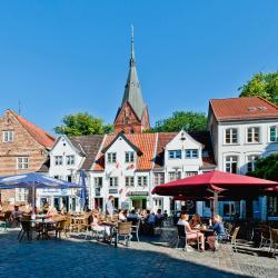 Pedestrian Area Flensburg
