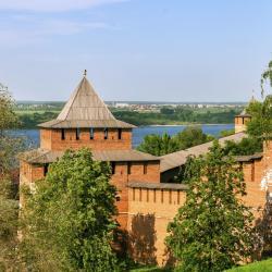 Nizhny Novgorod Kremlin, Nizhny Novgorod