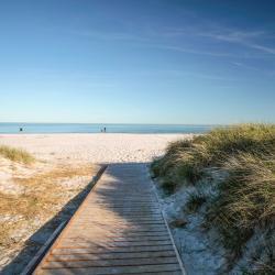 Dueodde Beach, Neksø