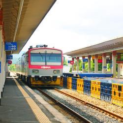 Железнодорожный вокзал Кёнджу