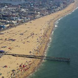 promenāde Ocean City Boardwalk