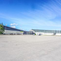 Kipsala International Exhibition Centre-sýningar- og ráðstefnumiðstöðin