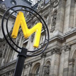 Estación de metro Hôtel de Ville