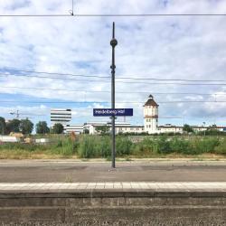 Heidelberg Central Station