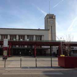 Clermont-Ferrand Train Station