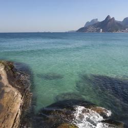Praia do Arpoador-stranden