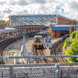 Bournemouth Train Station