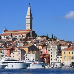 Rovinj Ferry Port