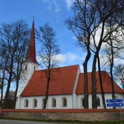 Nurmes evaņģēliski luteriskā baznīca