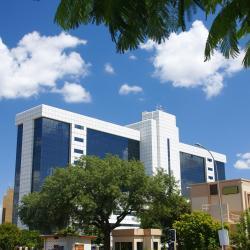 Main Mall, Gaborone