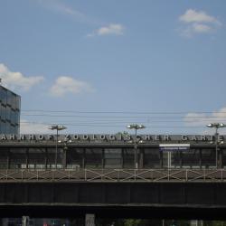 Zoologischer Garten Train Station