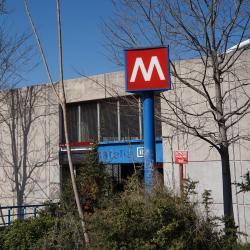 Garbatella Metro Station