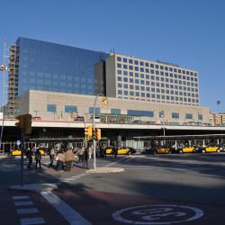 Bahnhof Barcelona Sants