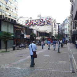 Montevideo's old city
