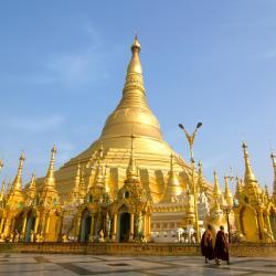 Šweitigoumská pagoda, Yankoun