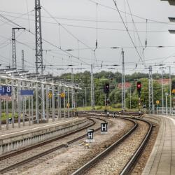 Rostock Central Station