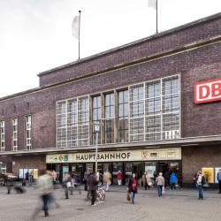 Diuseldorfo centrinė stotis