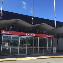 Canberra Railway Station