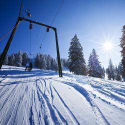 Ferme Ski Lift