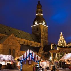 Mercatino di Natale Riga, Riga