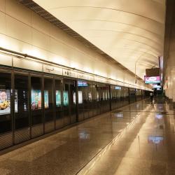MTR Tsing Yi Station
