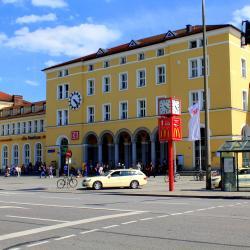 Stesen Central Regensburg