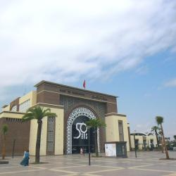 Estación de tren de Marrakech