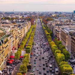 Avenue des Champs-Elysées, Parigi