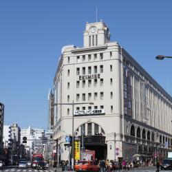 station Asakusa