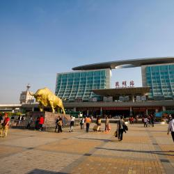 Kunming Train Station