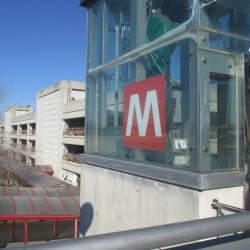 Anagnina Metro Station