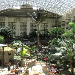 Opryland Hotel Garden