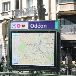 Métro Odéon