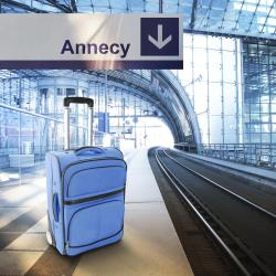 Annecy Train Station