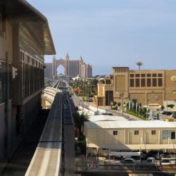 Jumeirah Palm Tram Station