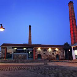 Kulturološki centar i industrijski muzej Technopolis -Gazi