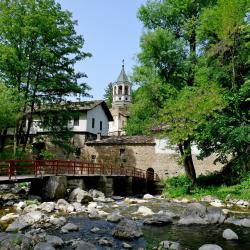 Klasztor Dryanovo, Drjanowo