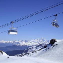 TS DE Super Châtel Ski Lift